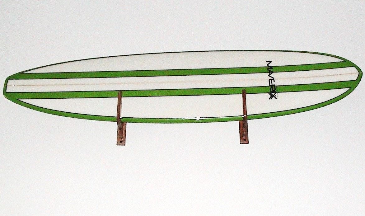 Surfboard Display Rack