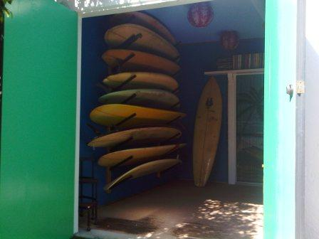 Surfboard Storage