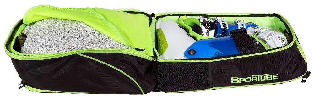Sportube Padded Ski Boot Bag Carry On Compatible