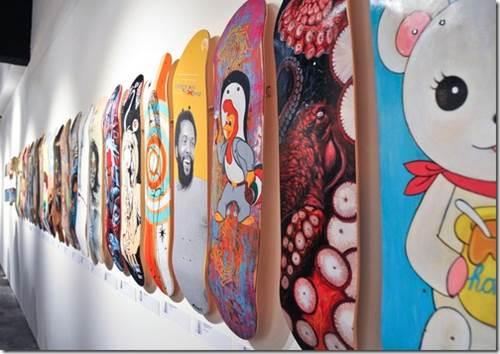 Skateboard Art Deck Display Mount Storeyourboard Com